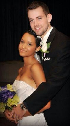 Interracial Love is Beautiful this couple is gorgeous pretty babies to come Black And White Couples, Black Woman White Man, Black And White Love, Black Women, Interracial Family, Interracial Marriage, Interracial Wedding, Mixed Couples, Couples In Love