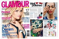 NSI nurture oil in Glamour's March edition. Beauty Industry, Fashion Editor, Discover Yourself, Simple Style, March, Glamour, Oil, News, The Shining