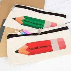 Pencil Case -Not On The High-Street