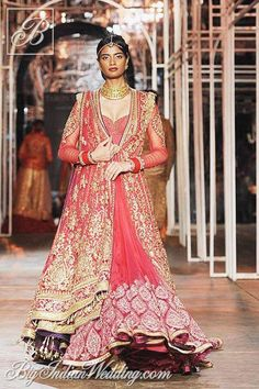 tarun tahiliani grand finale india bridal week 2013