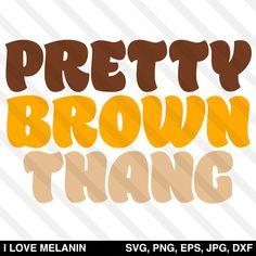 Art Black Love, Black Girl Art, My Black Is Beautiful, Black Girls Rock, Black Girl Magic, Creation T Shirt, Vintage Fonts, Graphics Vintage, Vintage Typography