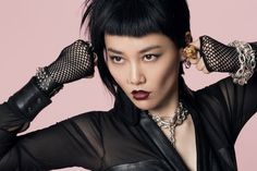 85 Popping Punk Editorials - These Rebel-Yelling Punk Looks Give Fashion a Fright (TOPLIST)