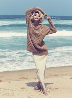 Han Kyung Hyun for Vogue Aug`15