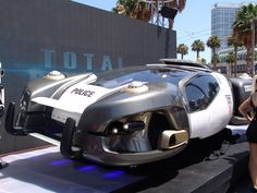 Comicon 2011 - Total Recall Car & Robot display 4 | Flickr - Photo Sharing!
