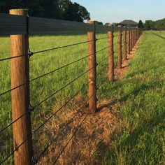 The Shockline Flex Fence® electric coated wire is a versatile horse fencing solution for high-traffic areas with a polymer coating to increase visibility. Diy Horse Fencing, Pasture Fencing, Ranch Fencing, Farm Fence, Horse Fence Wire, Electric Fencing For Horses, Rope Fence, Mesh Fencing, Diy Fence