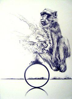David Kelmer.   Illustration and graphic design