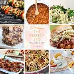 10 Delicious Recipes for the Perfect Barbecue ~ #VeryJane Blog