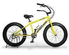 Adult Fat Sand Bike 8 Speed YL