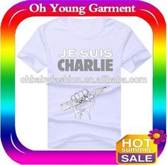 je suis CHARLIE Custom Baseball Tees Cotton T-shirts dri fit shirts wholesale skin tattoo t-shirt #baseball, #tattoo