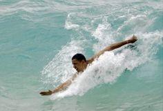 Obama Loves the Ocean