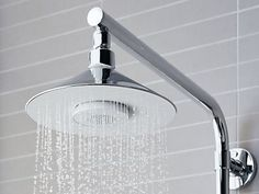 This speaker showerhead ($100) | 31 Insanely Clever Products Dads Didn't Know They Needed