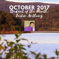Roger CPA Review October 2017 Student of the Month is Justin Anthony! Read more about his success on the exam here!