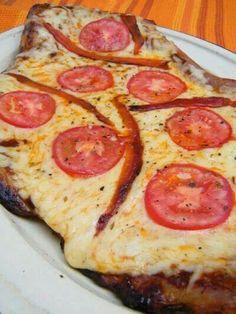 Matambre Pizza