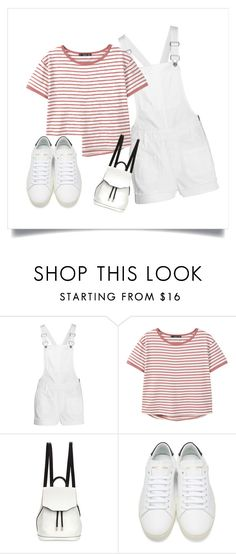 """""""Sin título #110"""" by bianca-orfila ❤ liked on Polyvore featuring Madewell, MANGO, rag & bone and Yves Saint Laurent"""