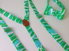 98e56d9d4e3c Lilly Pulitzer Red Right Return Fabric Bow Tie by mercystreams | BOW TIES!  | Fabric bows, Lilly pulitzer, Bows