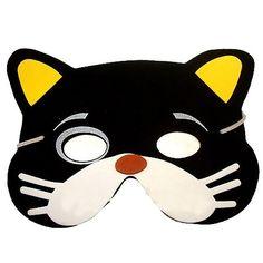 New-Funny-10PCS-Assorted-EVA-Foam-Animal-Masks-Kids-Birthday-Party-Favors-Props-Kid-Dress-Up.jpg (800×800)