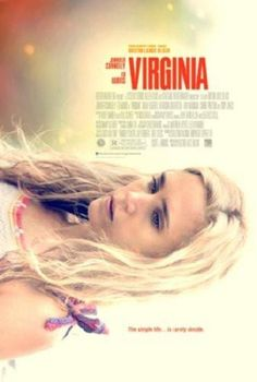 Whats Wrong With Virginia Movie poster Metal Sign Wall Art 8in x 12in