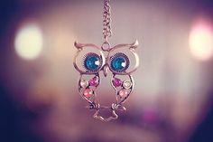 Jeweled Owl