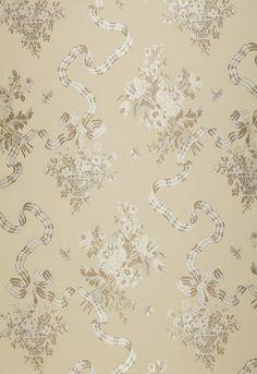 Francoise Lampas Pearl Fabric SKU - 64450