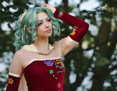 Terra Branford Cosplay - Final Fantasy VI by Sayunie on DeviantArt Final Fantasy Cosplay, Final Fantasy Vi, Fantasy Series, Fantasy Art, Terra Branford, Nerd Love, Square Photos, Amazing Cosplay, Character Costumes