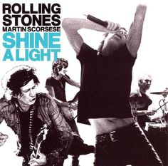 The Rolling Stones- Shine A Light (film) directed by Martin Scorsese The Rolling Stones, Rolling Stones Songs, Rolling Stones Album Covers, Martin Scorsese, Techno, Rock And Roll, Jumpin' Jack Flash, Beacon Theater, Theatre