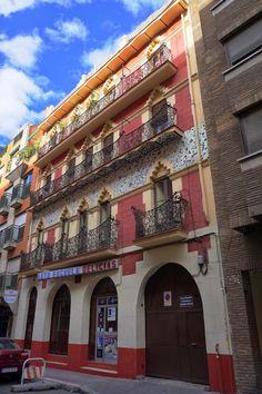 Casa taller Patricio Romero.C/ General Palanca 33 Madrid. Luis Ferrero Tomás
