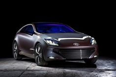New Technology Automobile 2012 Hyundai i-ioniq Concept