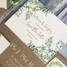 Are you interested in our Botanical Wedding Stationery? With our Modern wedding Invitations you need look no further.
