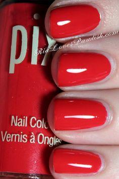 Pixi Color of the Month... God Jul! #prsample