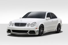 Cool Mercedes: 2003-2006 Mercedes E Class W211 Duraflex W-1 Body Kit - 4 Piece...  Products Check more at http://24car.top/2017/2017/05/05/mercedes-2003-2006-mercedes-e-class-w211-duraflex-w-1-body-kit-4-piece-products/