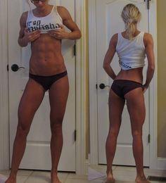 Awesome work on the #abs #woman #fitgirl pinned by @beafitnessfreak http://www.facebook.com/BeAFitnessFreak