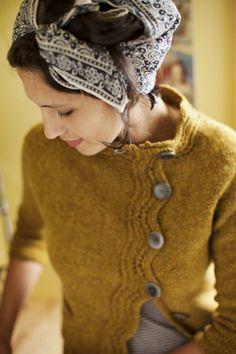 Levenwick sweater by Brooklyn Tweed, beautiful!