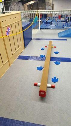 Preschool Gymnastics: September 2015 Week 3