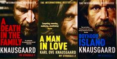 Karl Ove Knausgaard, My Struggle
