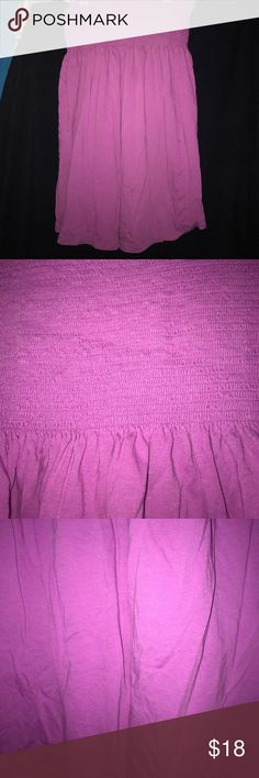 Old navy bathing suit coverup Purple scrunchy bathing suit cover up, worn once, make me an offer! Old Navy Dresses Strapless