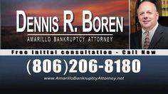 Amarillo Bankruptcy Lawyer   806-206-8180   Bankruptcy Attorney Amarillo...