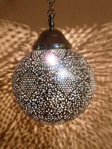 Décoration Maroc : Luminaires Suspension, Lampe ambiance