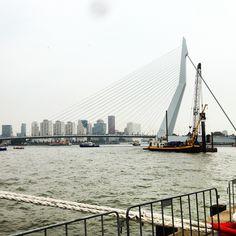 """@bart_z750r's photo: """"#erasmus #Rotterdam #worldharbordays #wereldhavendagen #WHD"""""""