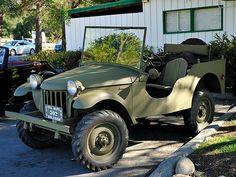 The Original Jeep: Bantam | The original concept or prototyp… | Flickr