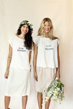 Stone Fox Bride | À la mode Montréal #montreal #fashion #newyork #weddings #brides
