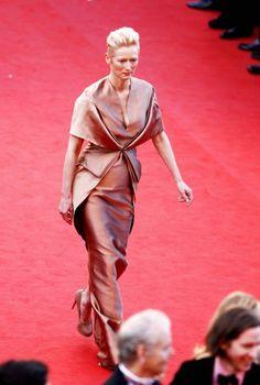 """2012, Cannes. In Haider Ackermann alla prima di """"Moonrise Kingdom"""""""