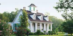 House Tour: 19th-Century Southern Cottage  - Veranda.com