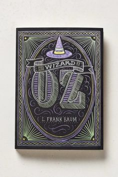 The Wizard Of Oz. This became an instant classic. I haven't seen a day where someone isn't holding this book.