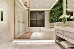 Banheiro dos sonhos #quitetefaria #arquitetura #design #decoração #atriaalphaville #mpd #interiordesign #bathroom #decoraçãomoderna #apartamentodecorado