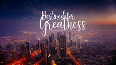 Destined for greatness. Download Free Christian desktop HD wallpaper and Christian backgrounds for your personal use with bible verse.