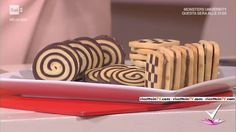 """""""Detto Fatto"""": la ricetta dei biscotti a scacchi di Domenico Spadafora del 6 febbraio 2017."""