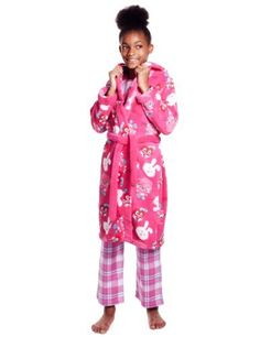 Moshi Monsters Face Print Dressing Gown-Marks & Spencer