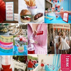 carnival theme food | We're still looking for great sponsors for the event's gift bags and ...
