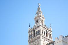 Giralda de Sevilla.  Foto: Manuel Palma Reconocimiento – NoComercial – CompartirIgual (by-nc-sa)