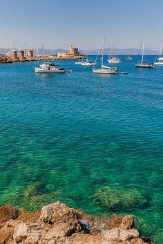 Rhodes , Greece